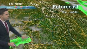 Kelowna Weather Forecast: July 30