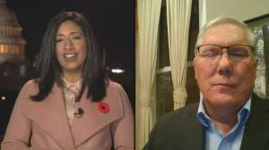 U.S. election: Impact of the 2020 presidential race on Canada's future relations with the U.S. (01:51)