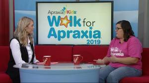 Raising funds to help children with apraxia