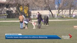 Toronto to fine social distancing violators $5,000