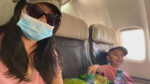 Woman recounts stress of returning to Alberta from Philippines during pandemic