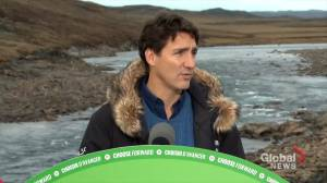 Federal Election 2019: Trudeau pledges to 'further' protect environment, bring clean power to Indigenous communities