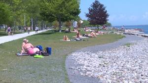 Hot days raise concerns and challenges for Public Health and municipal officials.