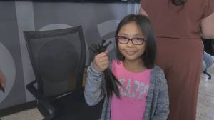 Global BC supports 3rd annual Haircuts for a Cause (00:32)