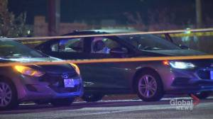 1 dead, 2 injured after shooting on Mississauga highway off-ramp