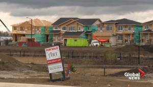 New home construction slows down in Edmonton (01:48)