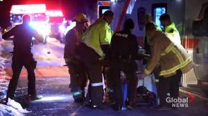 Durham police identify possible suspect car in Oshawa hit-and-run