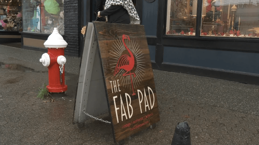 Richmond threatens Steveston business owners with fines for long-standing sandwich boards