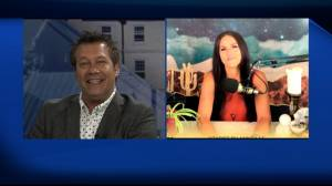 Global News Morning chats with tarot card reader Rev. Anneille Little (07:14)
