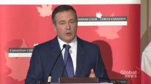 Premier Kenney pitches Alberta 'fair deal' plan in Ottawa