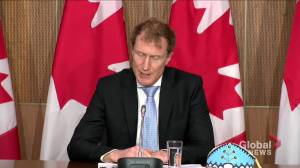 Feds to provide over $1.5 billion to end drinking water advisories on Indigenous reserves (01:10)