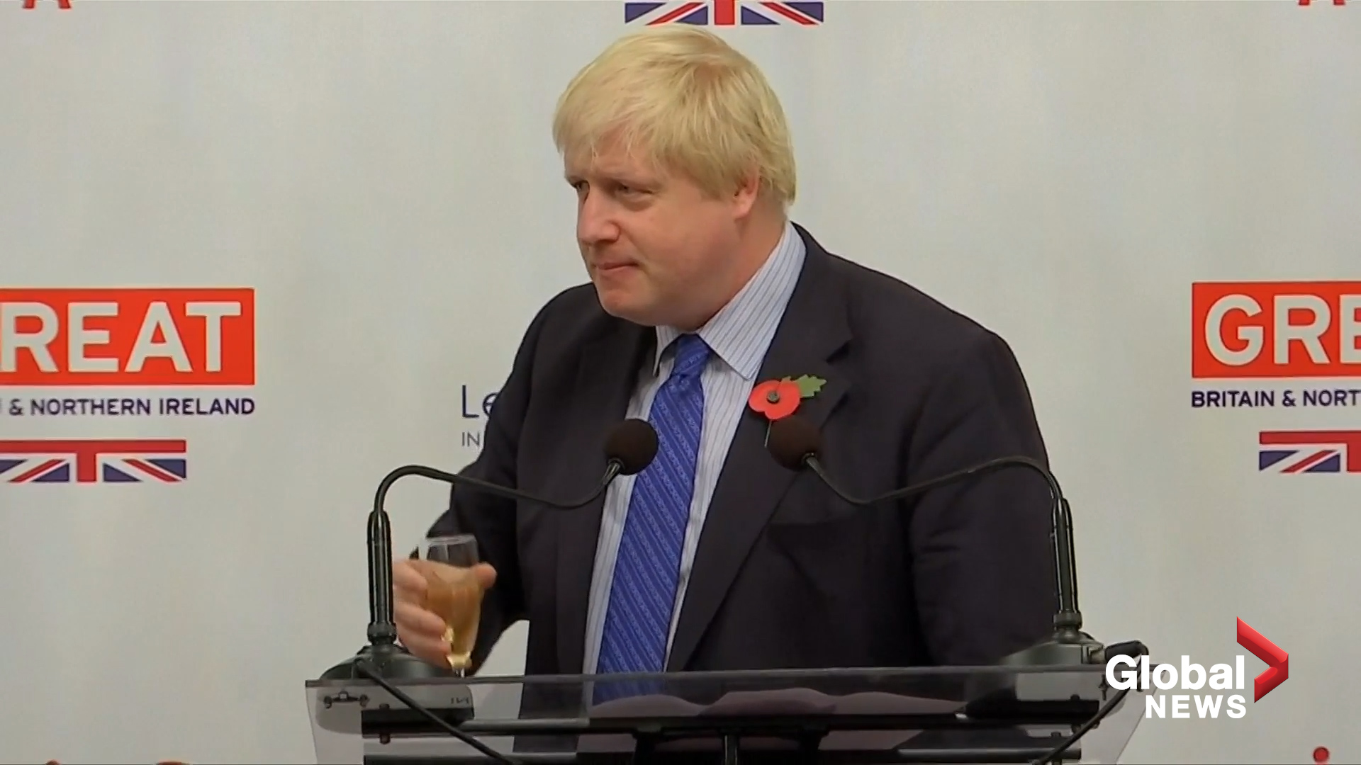 Boris Johnson says he'll go 'Hulk' on Brexit