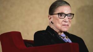 Death of U.S. Justice Ruth Ginsburg sparks political battle