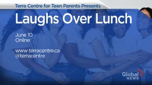 Terra Centre hosting comedy fundraiser (04:00)