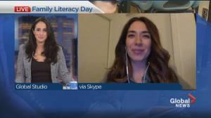 Celebrating National Family Literacy Day (03:46)