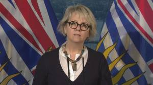 B.C. officials report 2,146 new COVID-19 cases, 49 deaths over three days (04:32)