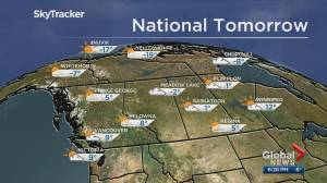 Edmonton weather forecast: Mar 7 (03:18)