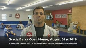 Community Events: Gracie Barra Open House
