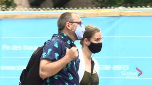 COVID-19: Quebec's mandatory mask regulation kicks in on public transit