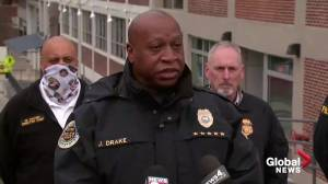 Nashville police chief says audio recording from vehicle that exploded gave warning (00:48)