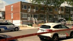 Girl,6, dies in hospital after stabbing in Hochelaga-Maisonneuve (01:16)