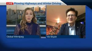 Infrastructure Minister Ron Schuler on Manitoba highway conditions (03:27)