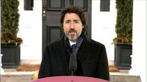 Coronavirus: Trudeau defends Canada's border, travel restrictions (03:01)