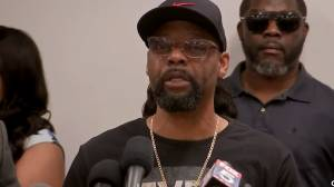 'They didn't have to kill him' Rayshard Brooks' cousin delivers tearful statement on police shooting
