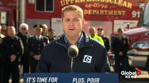 Conservatives to make it easier for volunteer firefighters to qualify for tax credits: Scheer