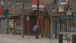 Canmore businesses struggle through COVID-19 pandemic