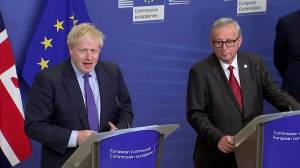 Boris Johnson reportedly removes 'No Deal' threat from campaign