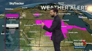 Edmonton Weather Forecast: Dec. 13