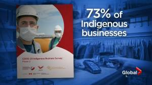 Sask. Indigenous commerce group says recovery a 'mixed bag' (01:58)