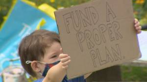 Ontario parents call for safe return to full-time school in the Fall