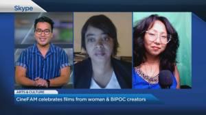 Celebrating women of colour creators at the CineFAM film festival (04:15)
