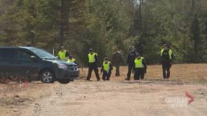 Shooting investigators focus attention on Debert industrial park