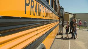 Moose Jaw's 'First Rider' program giving students a crash course in bus safety