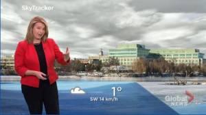 Peterborough Regional Weather Update: January 13, 2021 (02:42)
