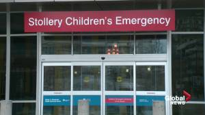Health Matters: Why families come first at the Stollery (02:45)