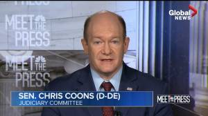 U.S. Senators Toomey, Coons discuss having fair impeachment trial