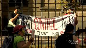 Nova Scotia residents continue to call on province to extend rent cap (02:01)
