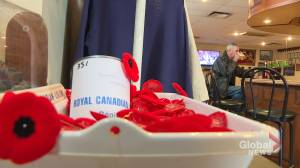 Laval legion deplores ongoing theft of poppies