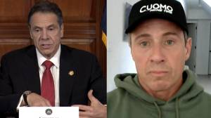 Coronavirus outbreak: New York Gov. Cuomo interviews brother Chris about COVID-19 diagnosis
