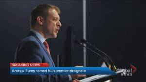 Andrew Furey to replace Dwight Ball as Newfoundland premier