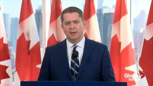 Federal Election 2019: Scheer outlines four-point foreign policy plan including cut to aid