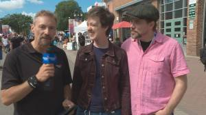Interview with people involved with '13 Dead Dreams of Eugene' at the Fringe