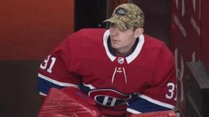 Montreal Canadiens goaltender Carey Price voluntarily enters player assistance program (02:22)