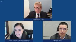 Acting CEO of Great Canadian Gaming testifies at Cullen Commission (02:51)