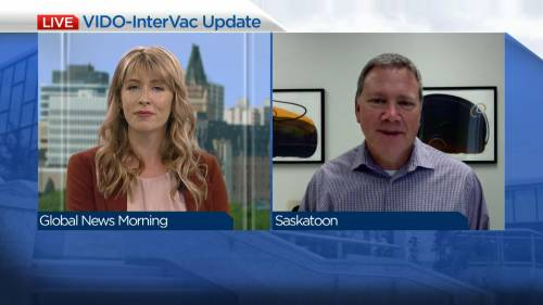 Update on Vido-Intervac's COVID-19 vaccine | Watch News Videos Online