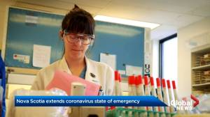 Coronavirus outbreak: N.S. extends state of emergency